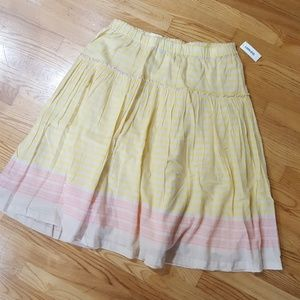 NWT Old Navy A-line skirt size xl